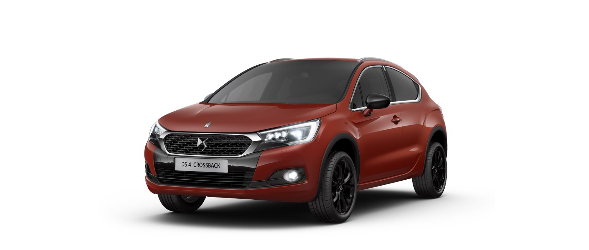 DS 4 Crossback - Tourmaline Orange