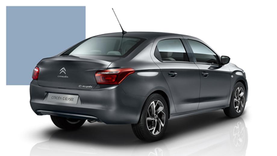 Nuevo Citroën C-Elysée
